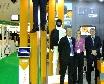 LHD lanciert Fire&Knife-Gewebe auf Intersec 2012